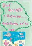 don-quijote y pantojo, aventura en el mar