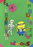 Cuento Lazarillo en busca de los minions