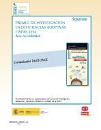 XIV edición Premio FIAPAS (Área de Accesibilidad)