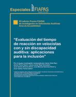 Portada del Especial sobre el la XV Edición del Premio FIAPAS en el que se lee el título del trabajo premiado