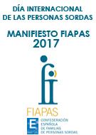 Manifiesto FIAPAS 2017. Una Ley de todos. Y para todos
