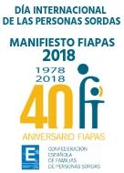 Manifiesto FIAPAS 2018. Juntos, podemos hacer mucho