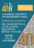 Congreso Científico 40 aniversario FIAPAS vídeos
