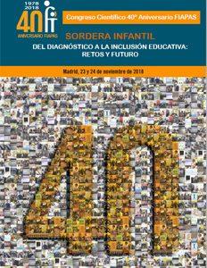 PROGRAMA Y LIBRO DE RESÚMENES CONGRESO CIENTÍFICO 40 ANIVERSARIO FIAPAS