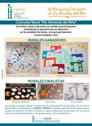 Mural: Día Universal del Niño